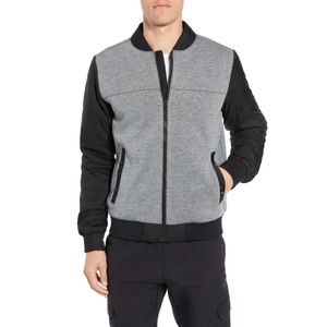 North Face Far Northern Hybrid Bomber Jacket